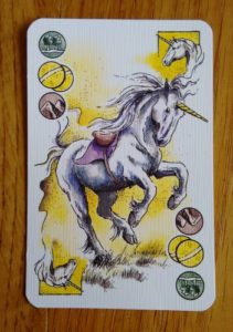 Elfenland card
