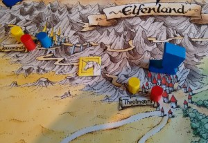 Elfenland in play