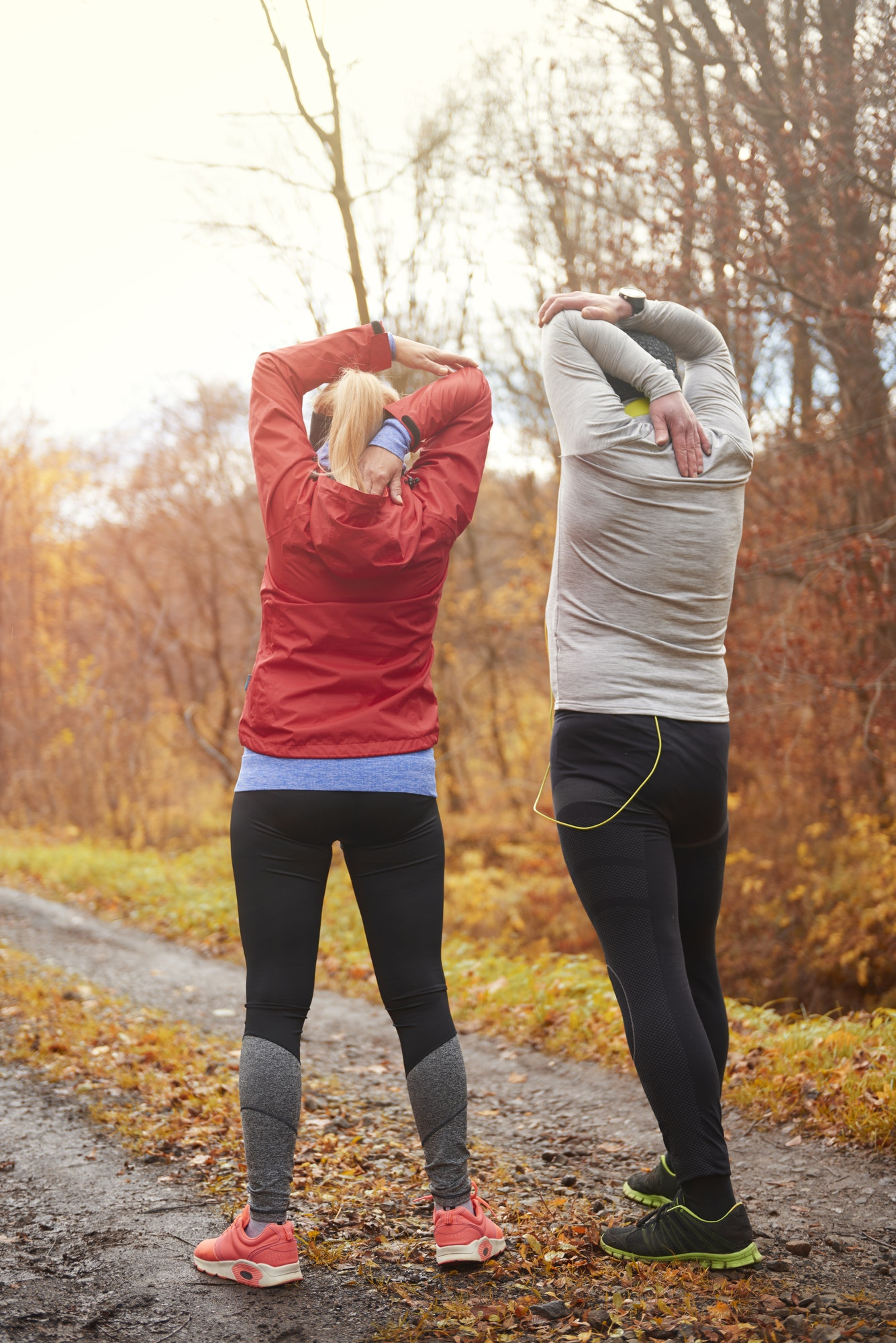 Physical activity is good for your health