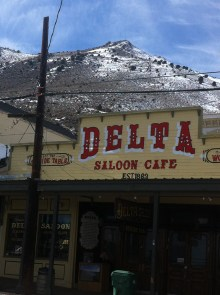 Delta Saloon: the ride starts here