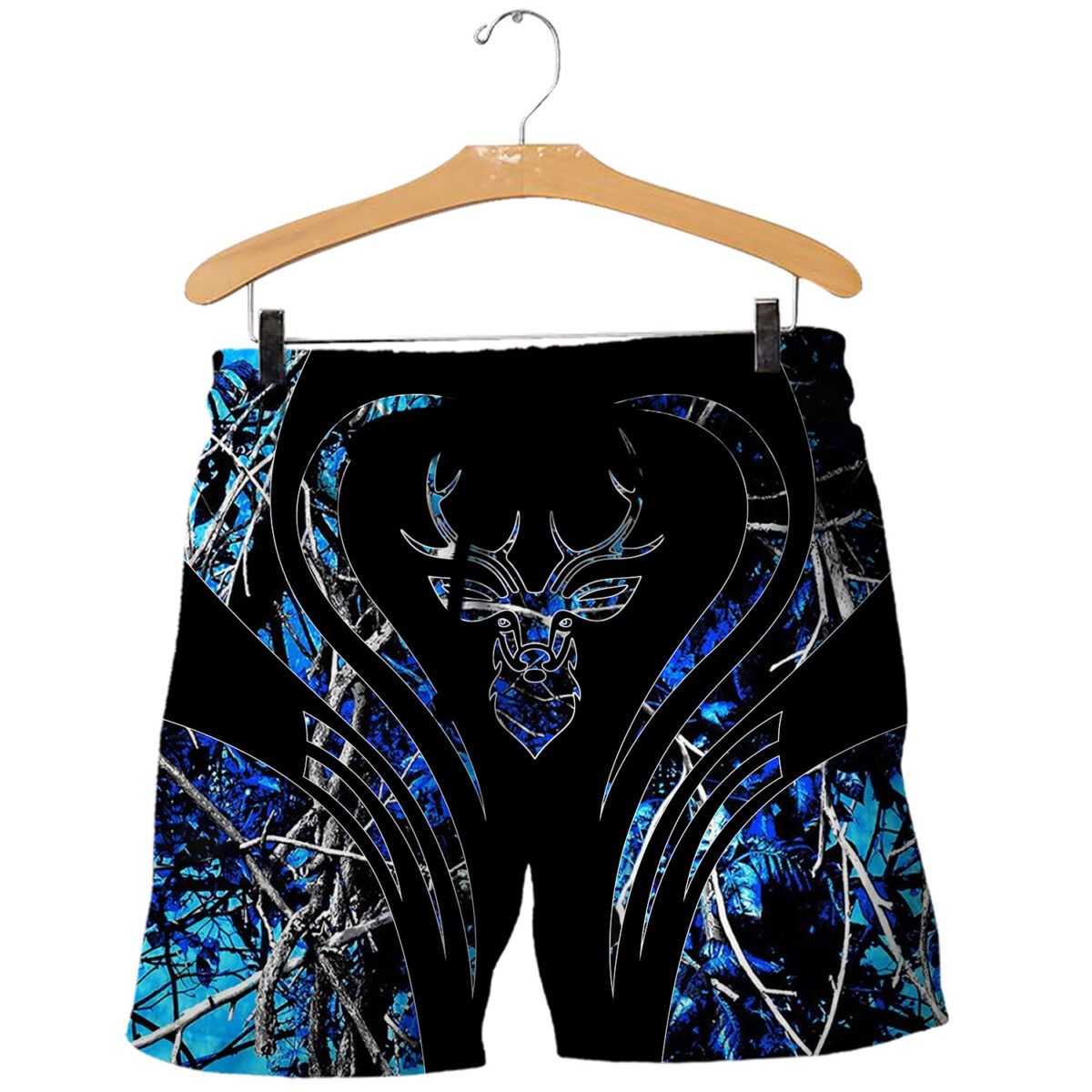 Deer Hunting Camo 3D All Over Printed Shirts for Men and Women 14