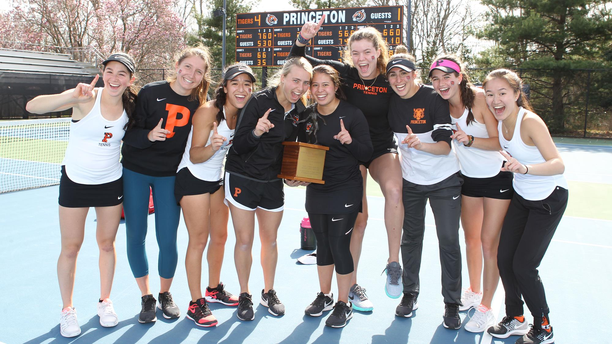 Princeton Tops Harvard to Win Ivy Title, Fourth in Five Years