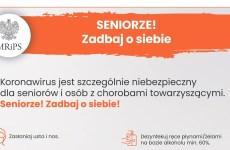 Więcej o: Seniorze! Zadbaj o siebie!