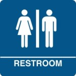 The bathroom issue