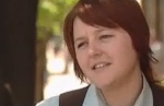 Samantha Soper is organizing a march and rally after five alleged anti-gay beatings in Asheville. Courtesy: ABC News 13 still