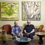 Herb Cohen and José Fumero celebrate long, happy life