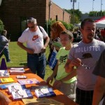 N.C. colleges use local Pride festivities to seek new recruits