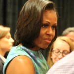 Michelle Obama asks LGBT DNC guests for election help