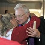 Amid tears, Myers Park Baptist pastor says farewell