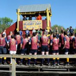 Playing the field: Rugby match steams up in Music City U.S.A.