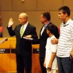 Maddalon takes oath for Council