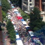 Charlotte gay pride parade draws crowd, cheers