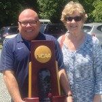 Openly gay UNC athletics staffer talks song and sport