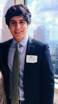 Asgod Barrantes, a 2-year-old junior at UNC-Charlotte, was appointed national LGBT caucus chair for the College Democrats of America.