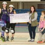Charlotte: Skaters give back