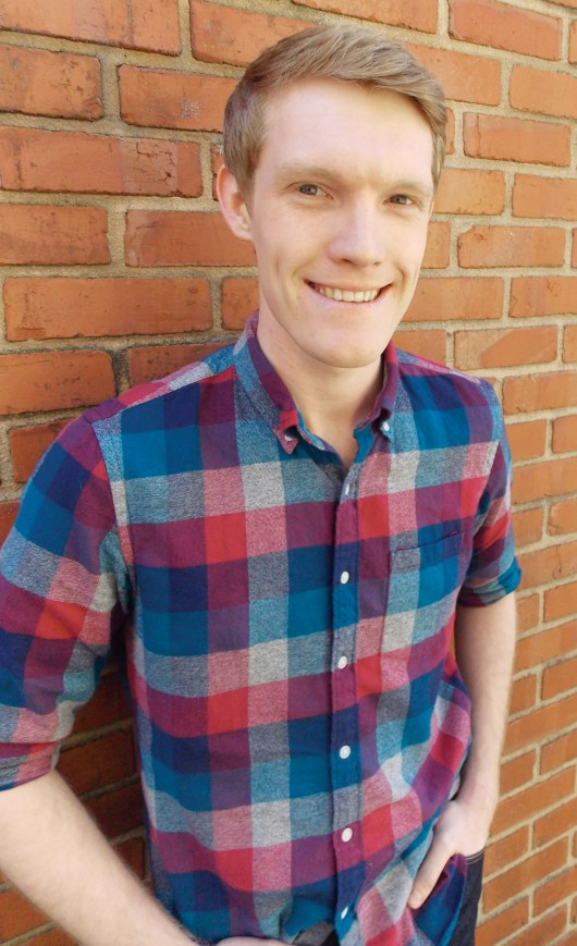 Cameron Joyce grew up in a rural town near the Triad and only recently came out to his parents.