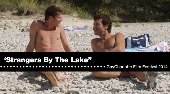 """French film """"Stranger by the Lake"""" is """"flirting with Hitchcock"""" and contains powerful sex scenes and 'exquisitely developed' characters. Credit: Film still."""