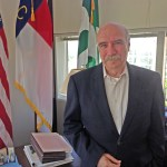 New Mayor Clodfelter returns to local government