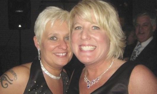 Tamara Sheffield and Maryja Mee