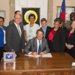 McCrory passes over LGBT protections in new employment executive order