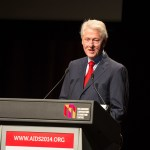 Clinton: Young people are key population at risk of HIV