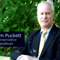 featured image Anti-gay Jim Puckett seeks return to Mecklenburg County Commission