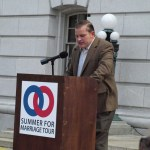 U.S./World: National Organization for Marriage's funding drops by half