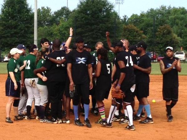 Carolina Softball Alliance Photo Credit: Katie Geis