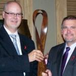 Western: Honorees receive award