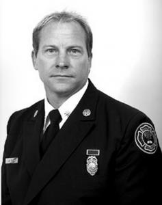 Charlotte Fire Department Deputy Chief Jeff Dulin