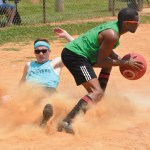 Sports: Playing the field