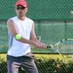 Triangle: Tennis tourney cranks up