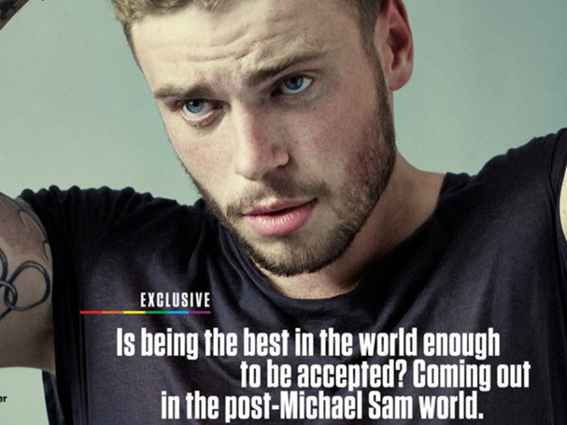 gus kenworthy comes out gay