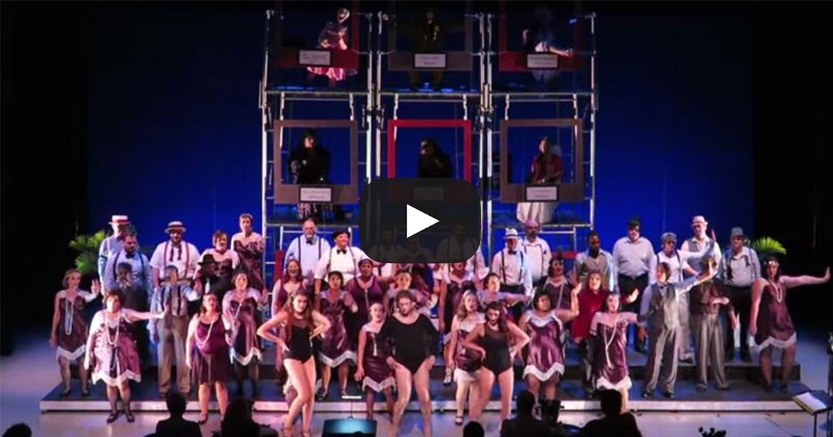 one voice chorus video