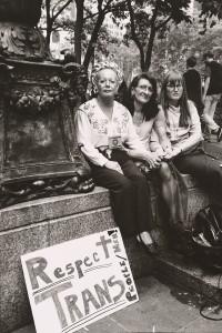 Silvia Rivera (with Christina Hayworth and Julia Murray)