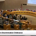 WATCH: Charlotte City Council members vote yes on LGBT non-discrimination ordinance