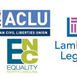 ACLU, Equality NC, Lambda Legal sue over HB2, Gov. McCrory responds