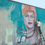 New Charlotte mural honors late drag queen Brandy Alexander