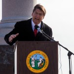 Pat McCrory says he will consider another run for governor
