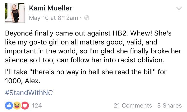 Kami Mueller HB2