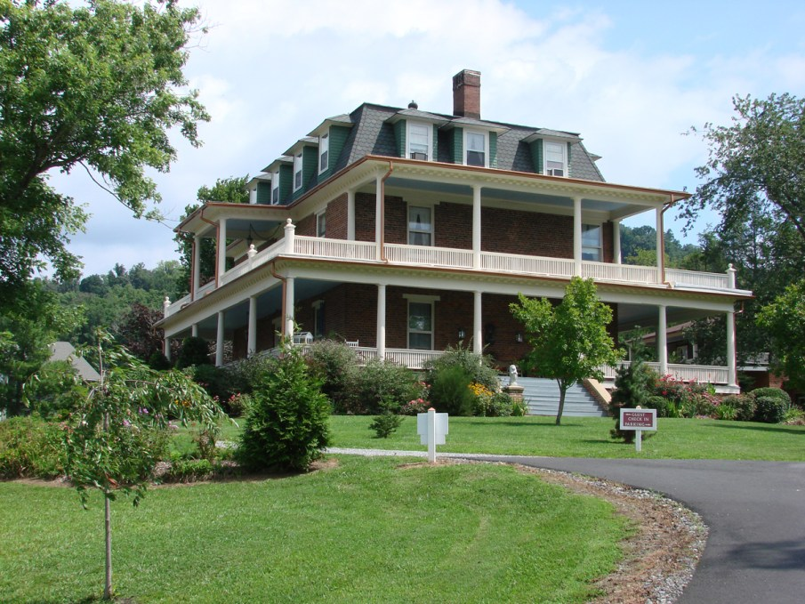The Reynolds Bed and Breakfast is gay-owned and is rich with history and elegance. Photo Credit: Reynolds Bed and Breakfast