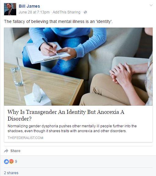 transphobic