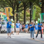 Get ready! Here comes Charlotte Pride 2016