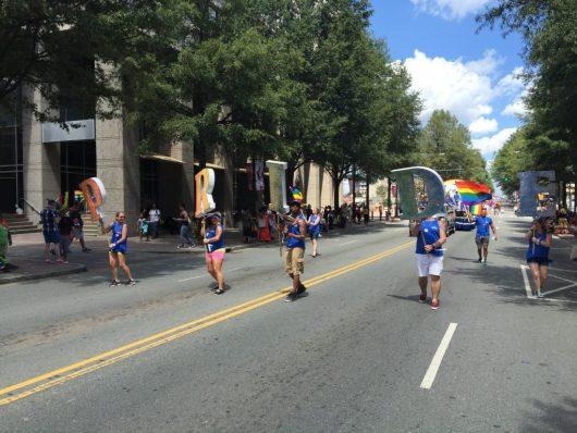 charlotte pride 2016