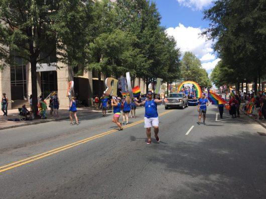 Charlotte Pride Parade