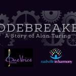 Charlotte: 'Codebreaker' concert, 'art' event