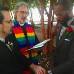 Minister receives PFLAG award