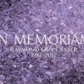 featured image In Memoriam: Raymond Guy Lanier