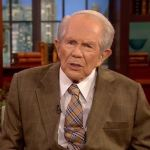 Televangelist Pat Robertson blames Las Vegas shooting for disrespect for Trump, God & country