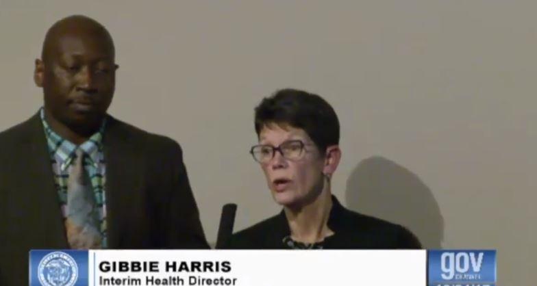 Gibbie Harris